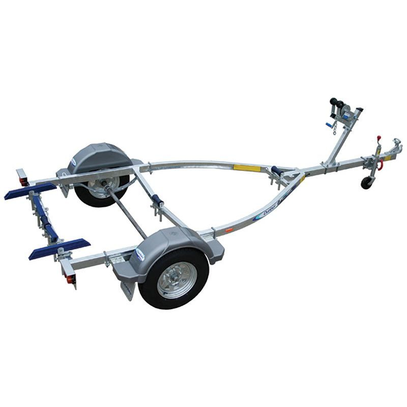 Dunbier Trailer - CL4.2M-13S