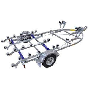 Dunbier Sports Watertoy Double Rolla